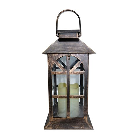 Outdoor Patio Lanterns steadydoggie indoor outdoor solar lantern for patio and garden