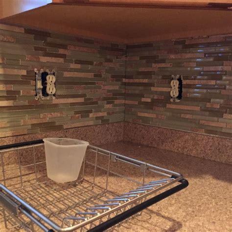 glass blend tile backsplash craftsman tile other