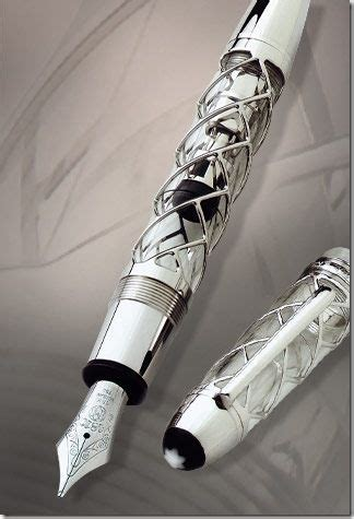 So Sellos De Vida Edition montblanc skeleton 333 limited edition pen fancy