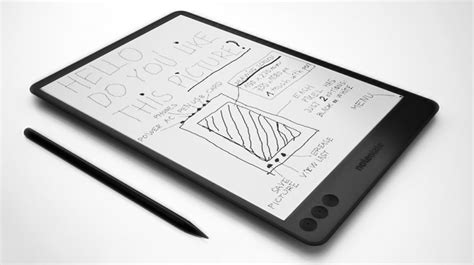 E Drawing Pad by Noteslate Electronic Paper