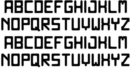 Font Computer computer st font by southype fontriver