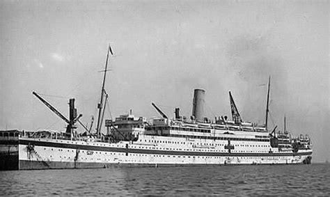 ships sunk by u boats ww1 hospital ship asturias ships hit by u boats german and