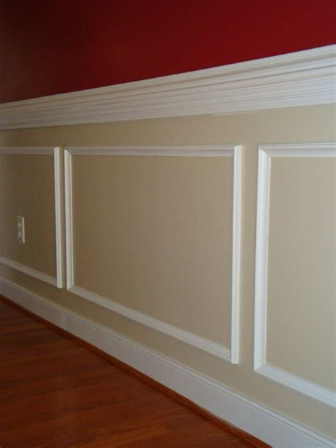 decorative chair rail molding wall molding design ideas studio design gallery