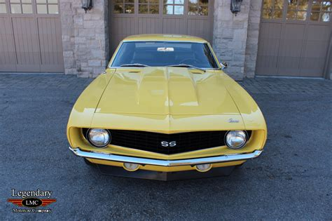 Motion Ls For Sale by 1969 Baldwin Motion Camaro Ss 454 Ls 7 Low Fully