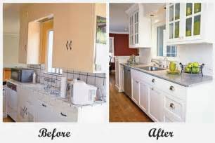 Cheap Kitchen Makeover Ideas Before And After by S Day 5000 Home Makeover Sweepstakes Bees