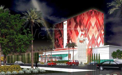 Floor Plan Renderings Moulin Rouge Las Vegas