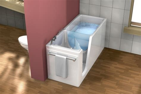 vasche da bagno per disabili costi vasca con apertura laterale remail per anziani e disabili