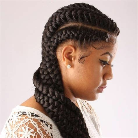spick hair sytle for black women goddess braids los angeles ca braids by sabrina reviews