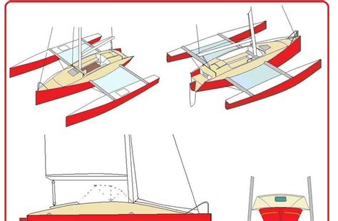 trimaran plans and kits nerlana get trimaran kits plans