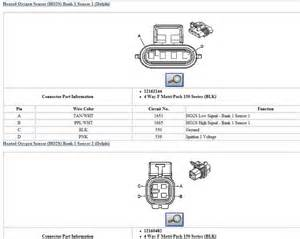 4 wire oxygen sensor diagram toyota bosch o2 sensor wiring diagram 3 wire connector wiring