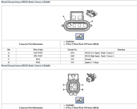 jeep o2 sensor wiring diagram heated oxygen sensor wiring
