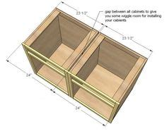 kitchen base cabinets 101 ana white woodworking projects ana white build a 36 quot corner base easy reach kitchen