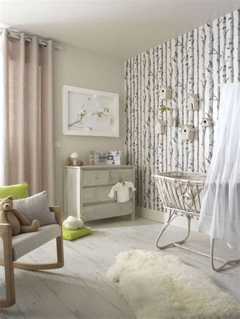 Tapisserie Chambre Bebe by Chambre B 233 B 233 Fille