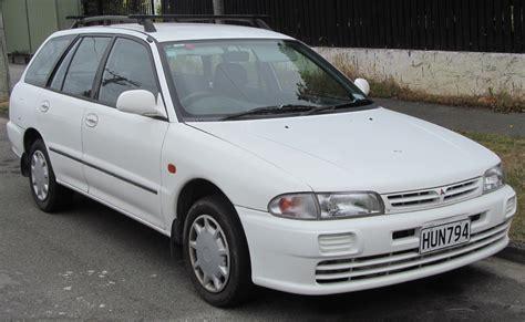 mitsubishi lancer wagon mitsubishi galant iii wagon 2 0 glx 98 hp