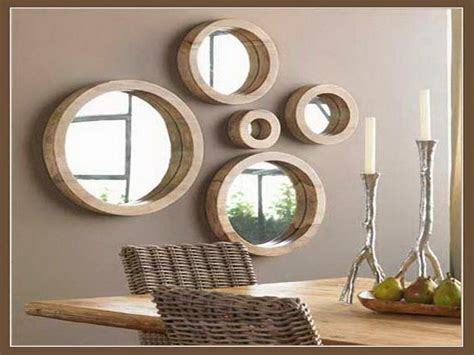 mirror decoration at home living room wall decor ideas home interior design