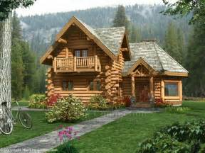 Linden Floor Plan guesthouse log home design by the log connection