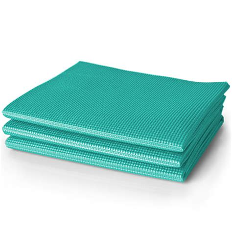 Proform Treadmill Mat by Lotus Folding Mat Blue Proform