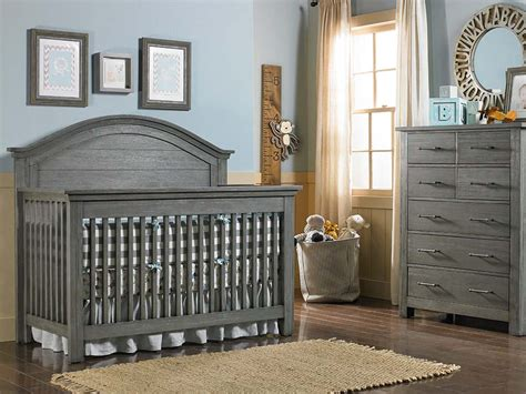 Grey Baby Cribs Bivona Baby Furniture In Akron Cleveland Ohio Baby Tyme Furniture