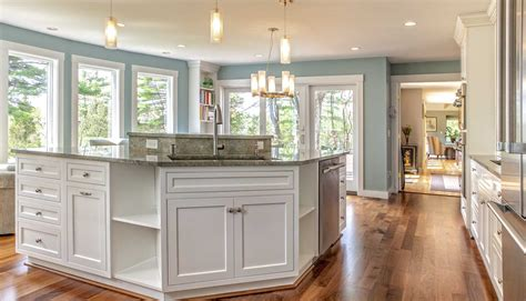 waterfront home kitchen design waterfront kitchen the cabinetworks