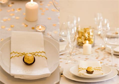 white and gold table settings day 14 a simple table setting in white and gold