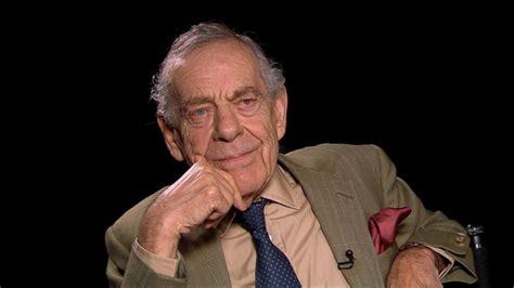 morley safer award winning journalist dead at 84