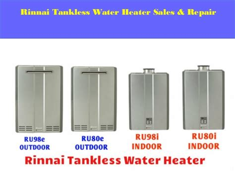 Tankless Water Heater Repair Tankless Water Heater Repair And Installation Service Hamilton