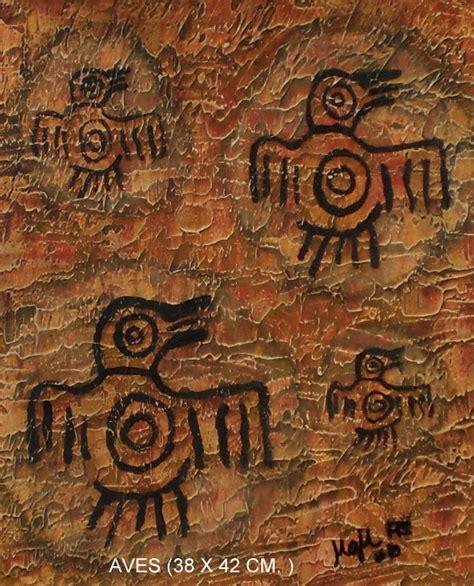 los pjaros el arte arte y pintura rupestre precolombino culturas precolombina del noroeste argentino