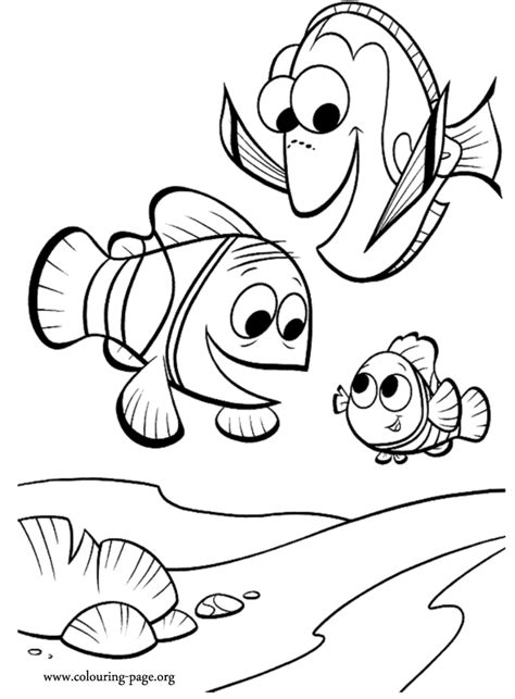 coloring pages nemo and dory free coloring pages of dory buscando a nemo