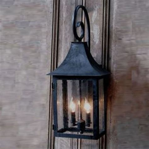 Lantern Wall Sconce Indoor by Captains Iron Wall Lantern Indoor And Outdoor Coastal