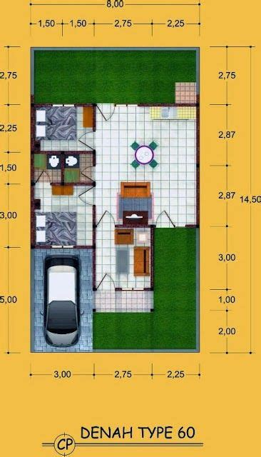 layout rumah type 60 429 best images about mini house on pinterest terrace