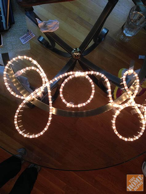 led rope lighting design ideas 50 trendy and beautiful diy lights decoration ideas in 2019