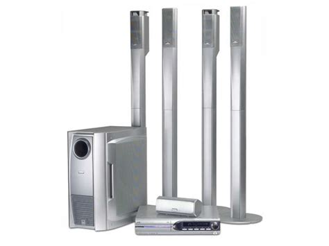 jvc   ch  home theater system   dvd