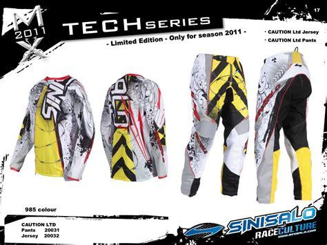 sinisalo motocross sinisalo 2011 tech
