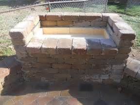 pit out of pavers brick pit ideas that you already knew pit