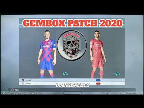 pes  ps gembox patch youtube