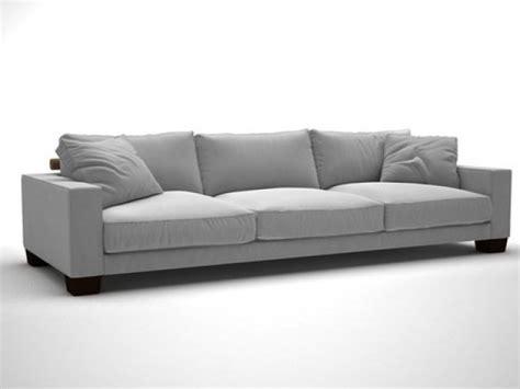 sofa status status sofa 3d model flexform