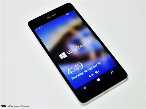 microsoft windows mobile phone the microsoft lumia 950 review windows central