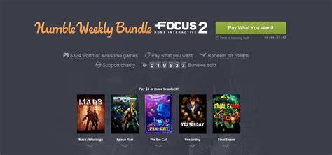 humble focus home interactive bundle