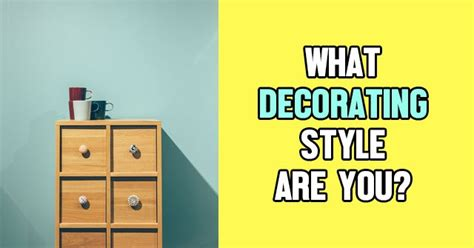 what my home decor style quiz 28 images what is my