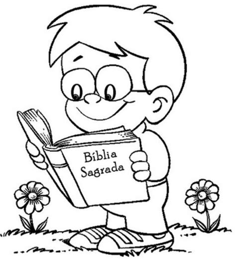 coloring pages reading the bible bible coloring pages for kids 2 church pinterest