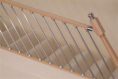 Oak Banister Rails Sale Spindles For Stairs Chrome Images