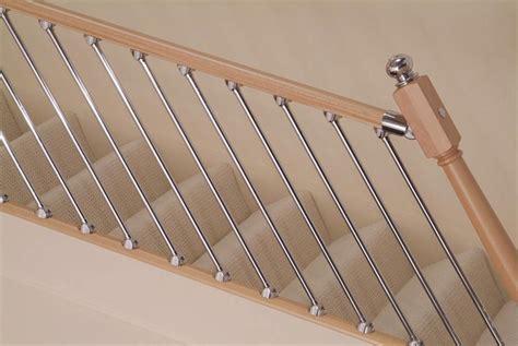 Chrome Banisters by Axxys Chrome Spindles Rake 6pk Axxys Chrome Staircase
