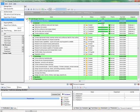 easy event planning software easy project planning software that helps schedule track
