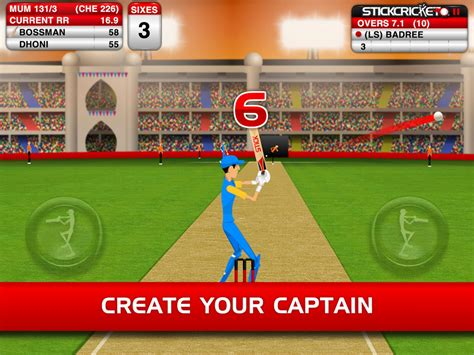stick cricket apk version stick cricket premier league free android the free stick cricket