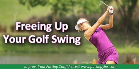 yips in golf swing how to overcome anxiety before golfing beat golf putting