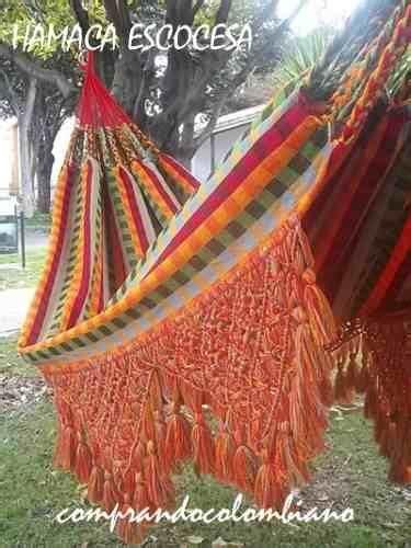 hamaca macrame hamaca macrame escocesa artesan 237 a colombiana descanso