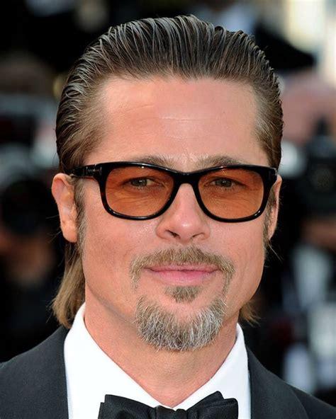 Brad Pitt Hairstyle by Brad Pitt S Hairstyles