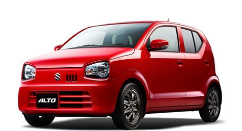 Suzuki Cars New Suzuki Unveils All New Alto Kei Car In Japan Averages 2 7