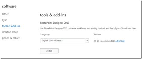 Sharepoint Designer Office 365 by Ciaops Disabling Sharepoint Designer Access In Office 365