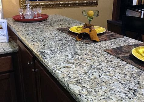 Kitchen Countertops And Cabinets Venetian Ice Granite